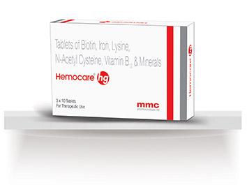 Hemocare hg