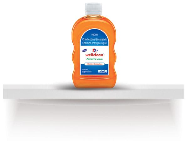 Wellclean-antiseptic